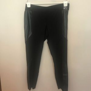 NWT NY & Co Black Soho Leggings